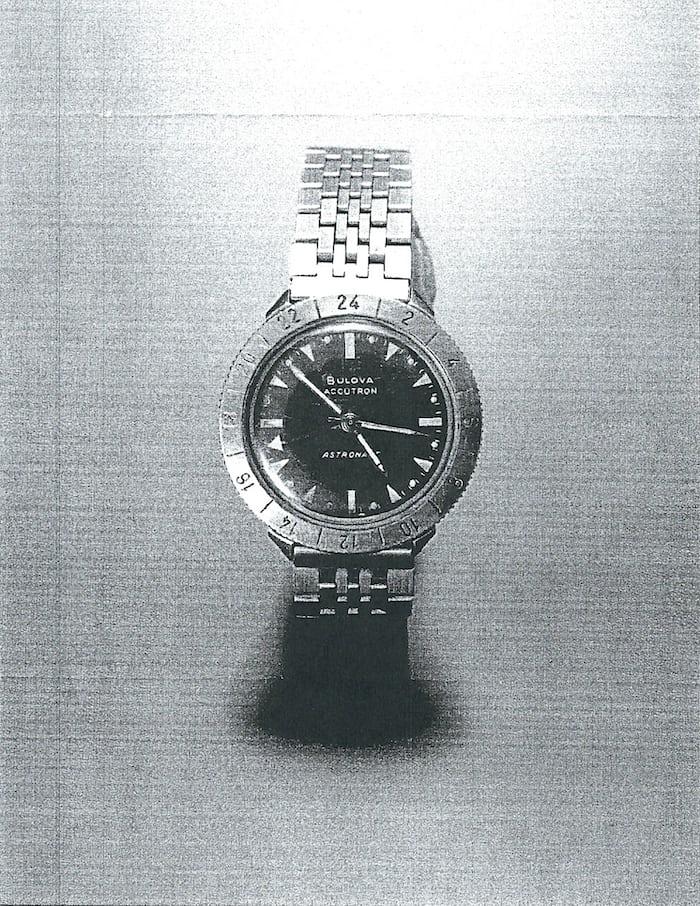 In-Depth: Bulova's Accutron Astronaut – The Watch Chosen By