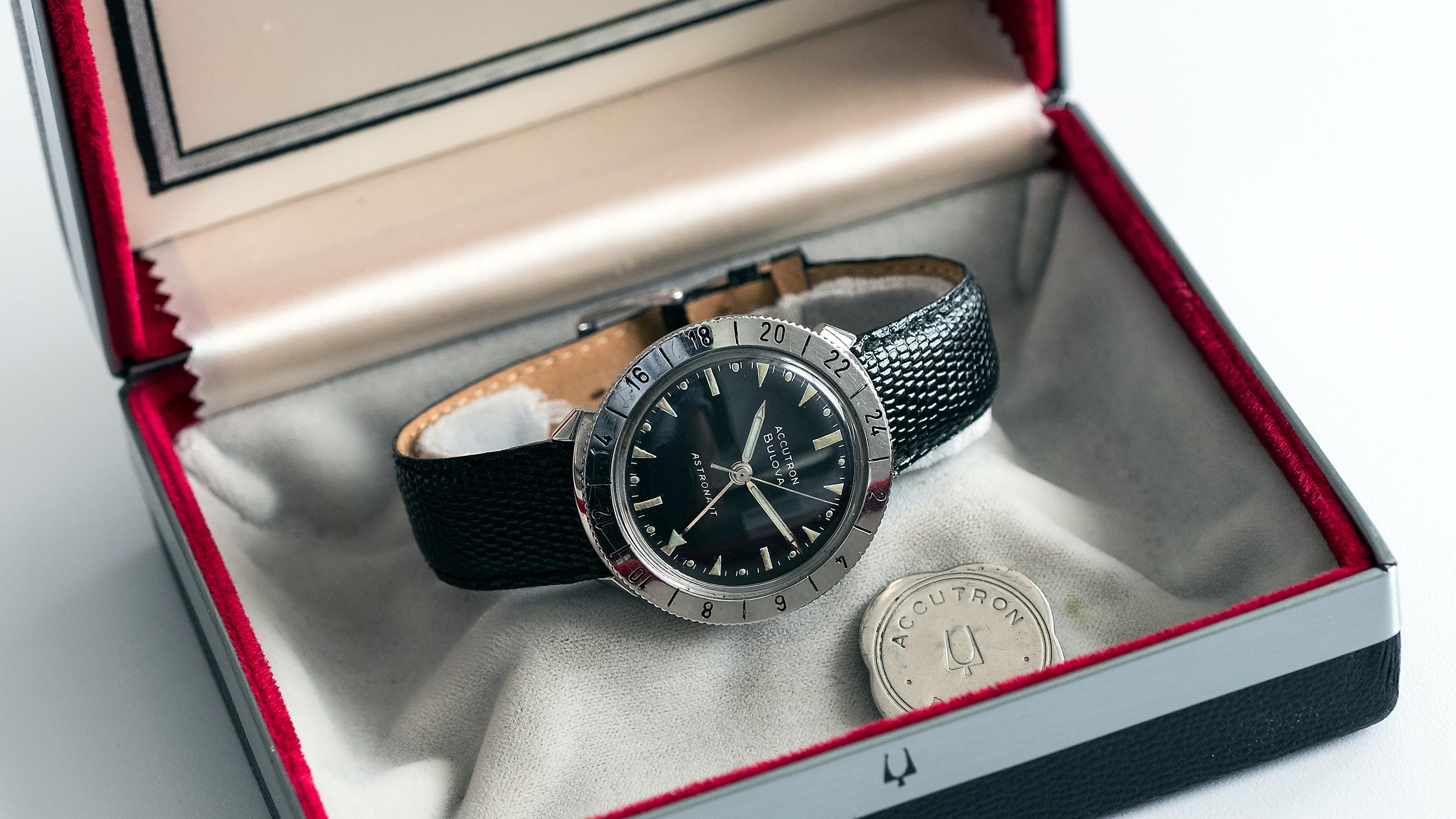 0be69991533 In-Depth  Bulova s Accutron Astronaut – The Watch Chosen By The CIA For  Pilots Of The Fastest Plane Ever Made - HODINKEE