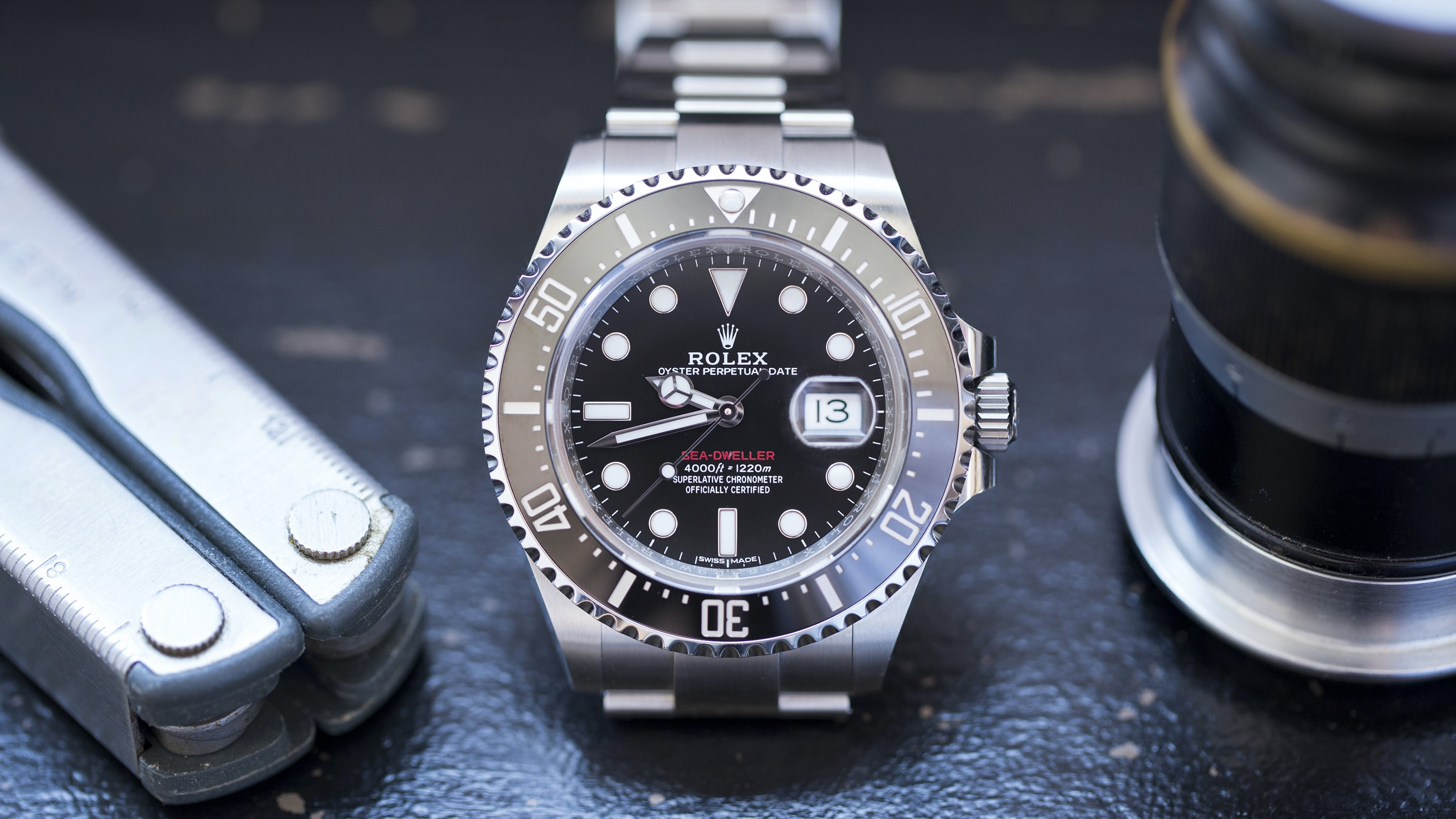 New hero copy.jpg?ixlib=rails 1.1 A Week On The Wrist: The Rolex Sea-Dweller Reference 126600 A Week On The Wrist: The Rolex Sea-Dweller Reference 126600 new hero copy