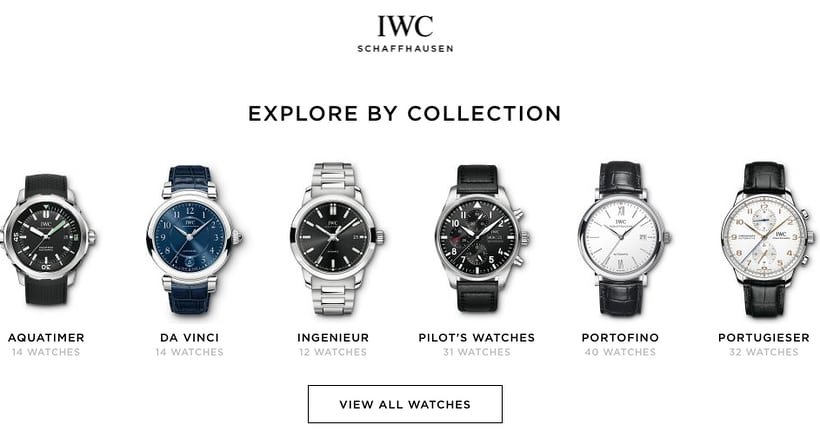 Business News: IWC Launches New Website Complete With E