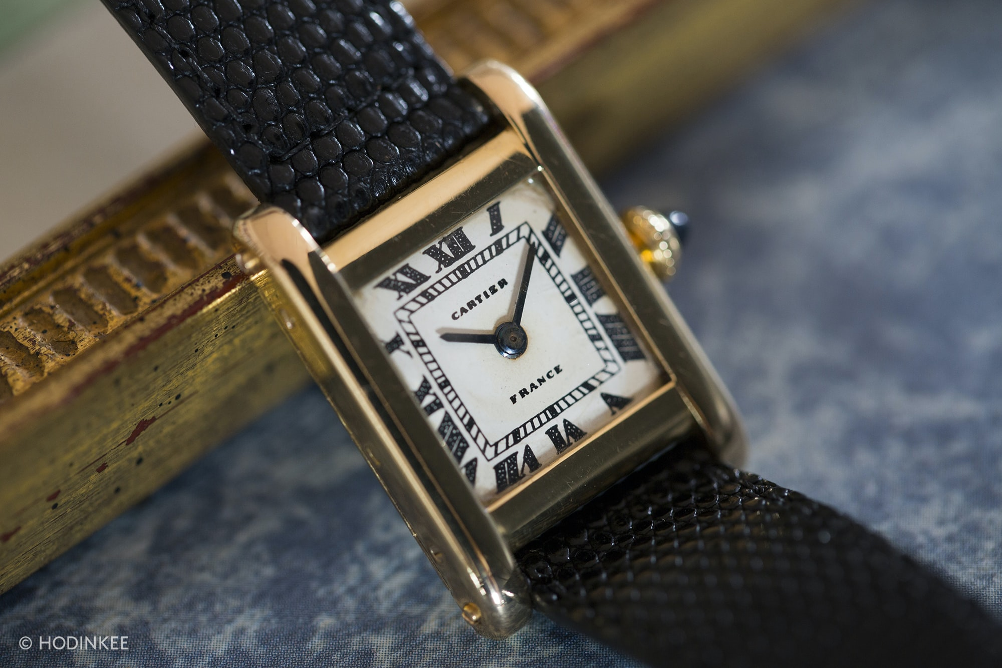 Jacqueline Kennedy Cartier Tank Closeup Hands-On: The Cartier Tank That Belonged To Jacqueline Kennedy Onassis Hands-On: The Cartier Tank That Belonged To Jacqueline Kennedy Onassis B89A0350 copy