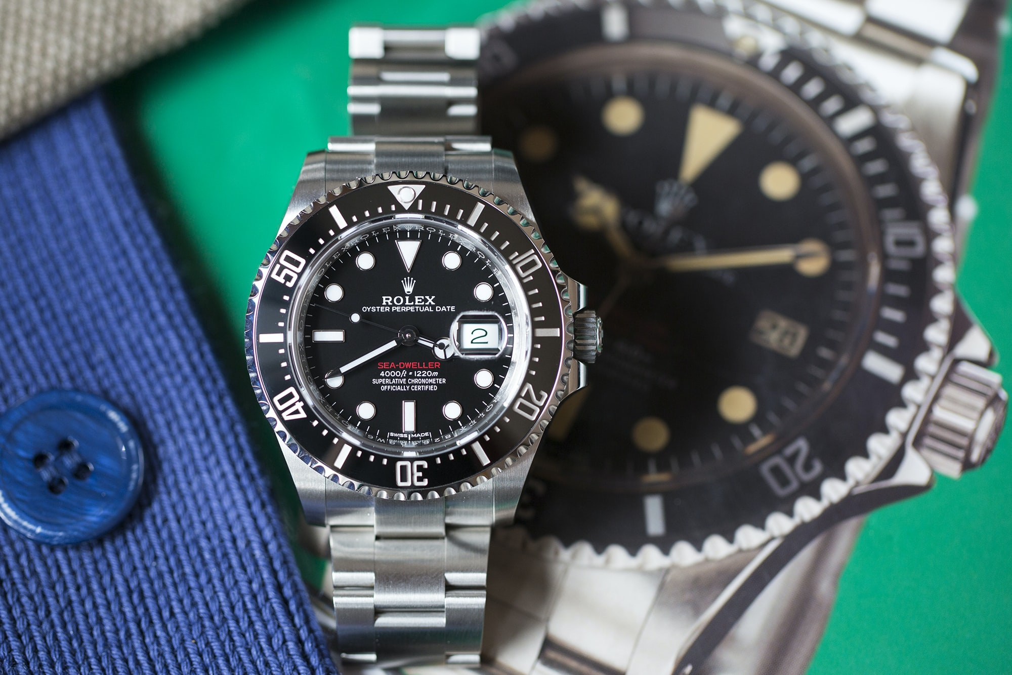 Rolex Sea-Dweller reference 126600 A Week On The Wrist: The Rolex Sea-Dweller Reference 126600 A Week On The Wrist: The Rolex Sea-Dweller Reference 126600  20011440 copy