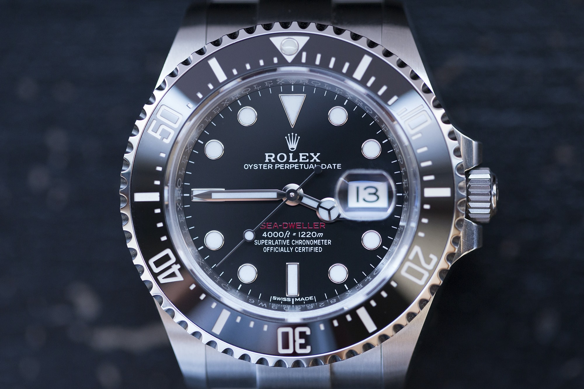 Rolex Sea-Dweller 2017 A Week On The Wrist: The Rolex Sea-Dweller Reference 126600 A Week On The Wrist: The Rolex Sea-Dweller Reference 126600  20011542 copy