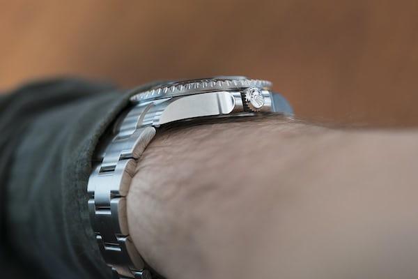 Rolex Sea Dweller 4000 Thickness