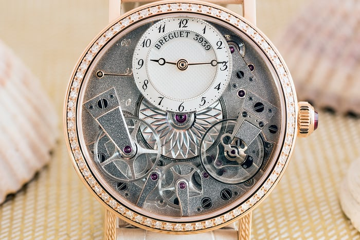 Breguet Tradition Dame 7038