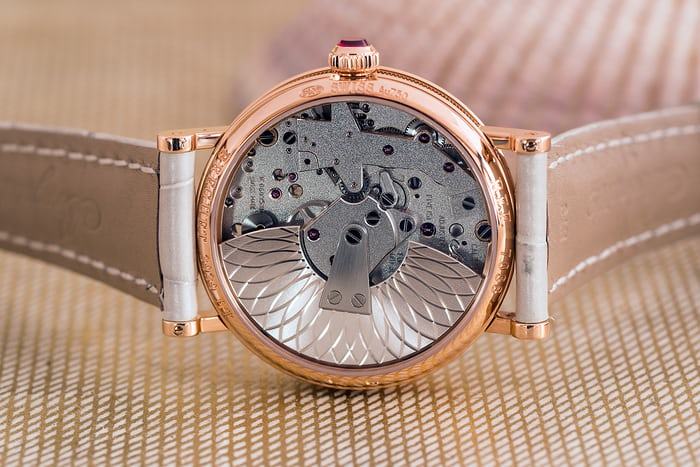 Breguet Tradition Dame 7038 movement caliber 505SR