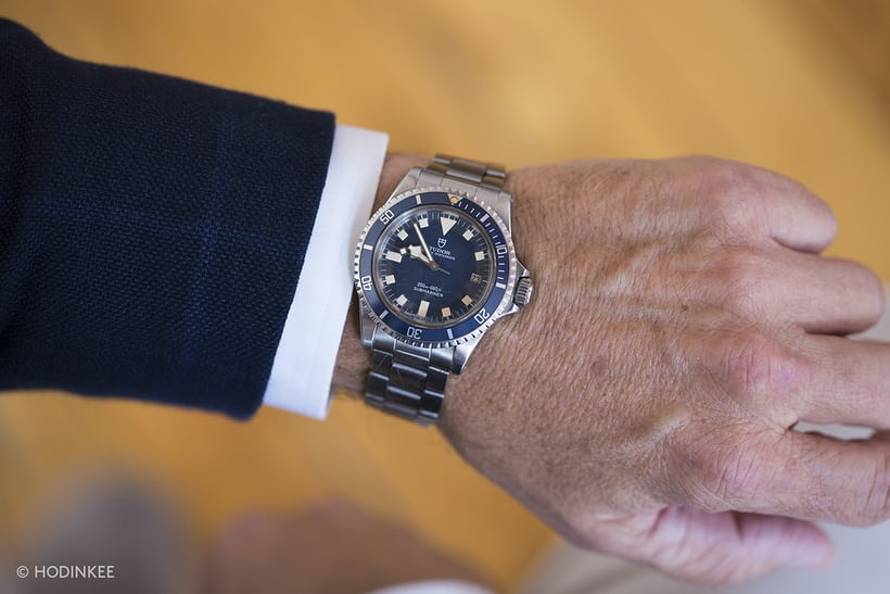 Tudor Submariner Reference 7021 'Snowflake'
