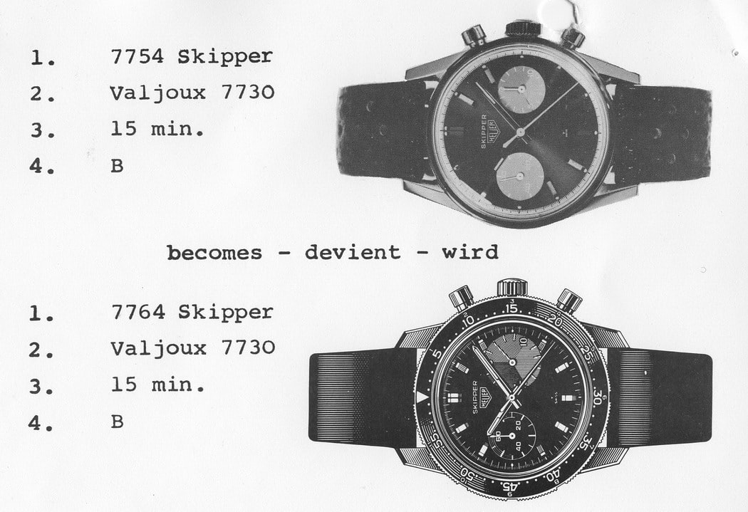 Skippers7754and7764.jpeg?ixlib=rails 1.1 In The Shop: Introducing The TAG Heuer Limited Edition Carrera Skipper For HODINKEE In The Shop: Introducing The TAG Heuer Limited Edition Carrera Skipper For HODINKEE Skippers7754and7764