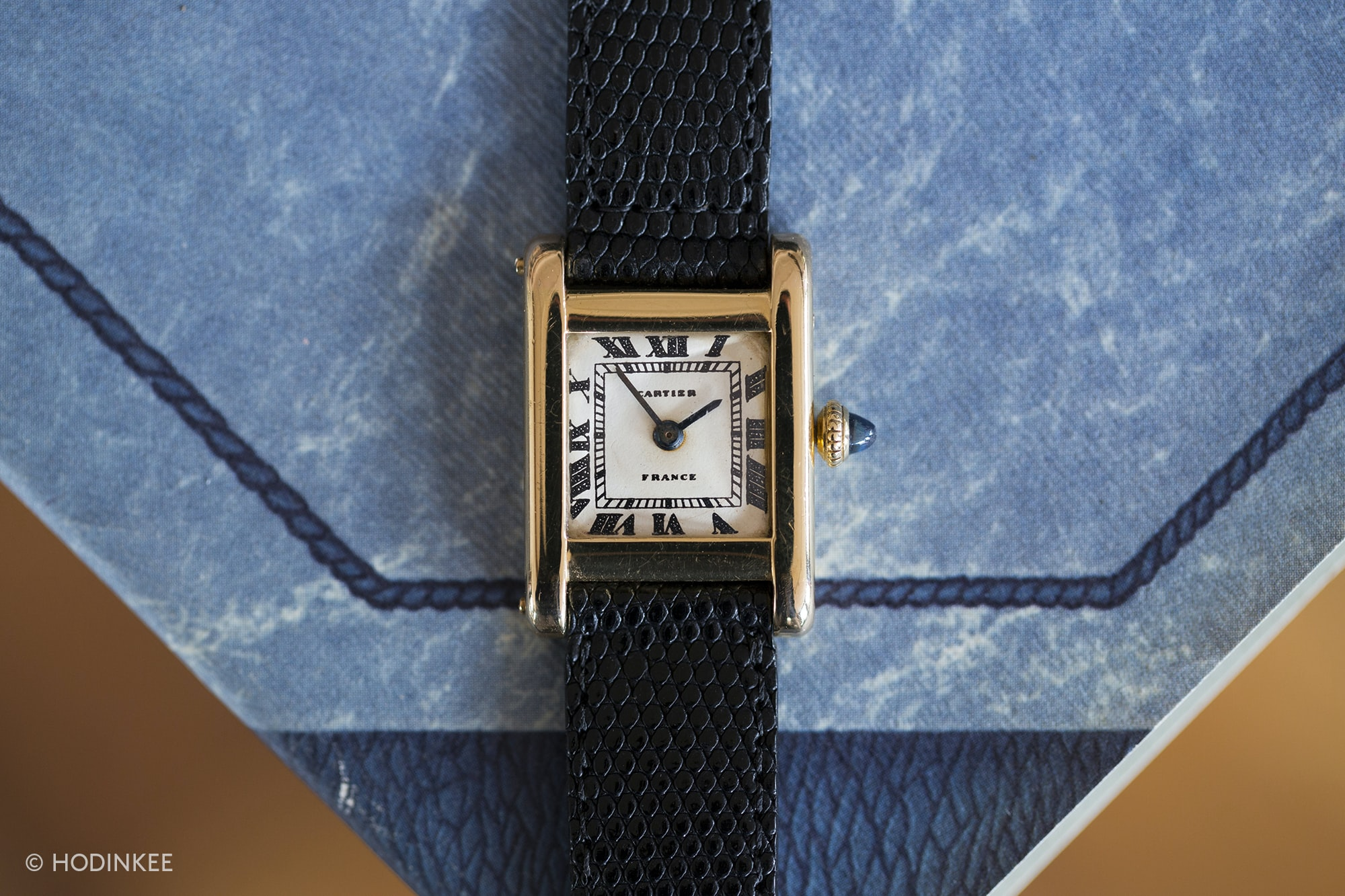 jackie o cartier tank Auction Report: Jacqueline Kennedy Onassis' Cartier Tank Sells For $379,500 Auction Report: Jacqueline Kennedy Onassis' Cartier Tank Sells For $379,500 B89A0242 copy