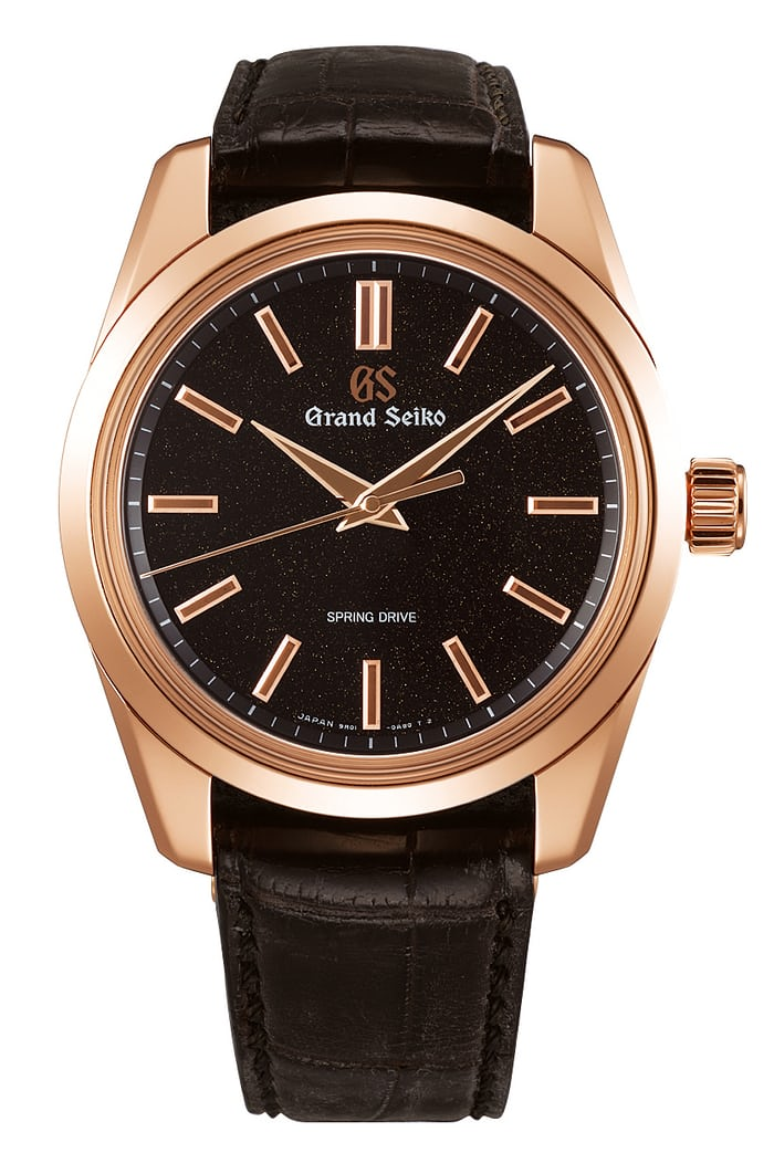 Grand Seiko Spring Drive 8 Day Power Reserve SBGD202