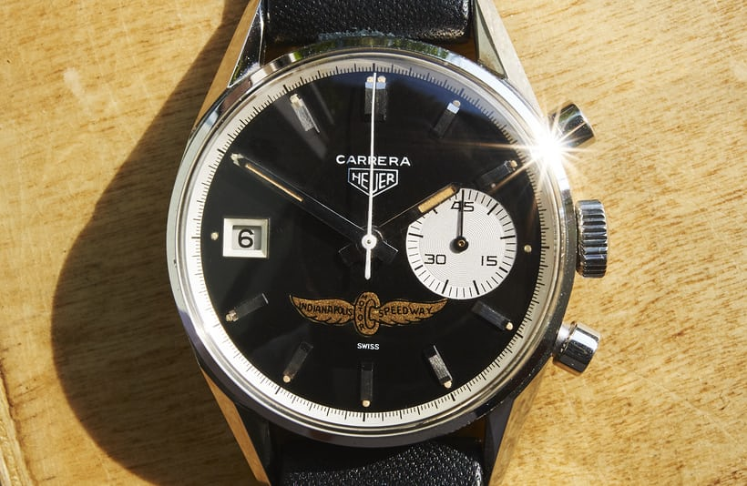 Heuer Carrera Reference 3147N
