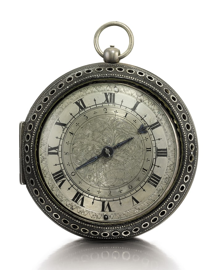 Edward East 17th century coach watch