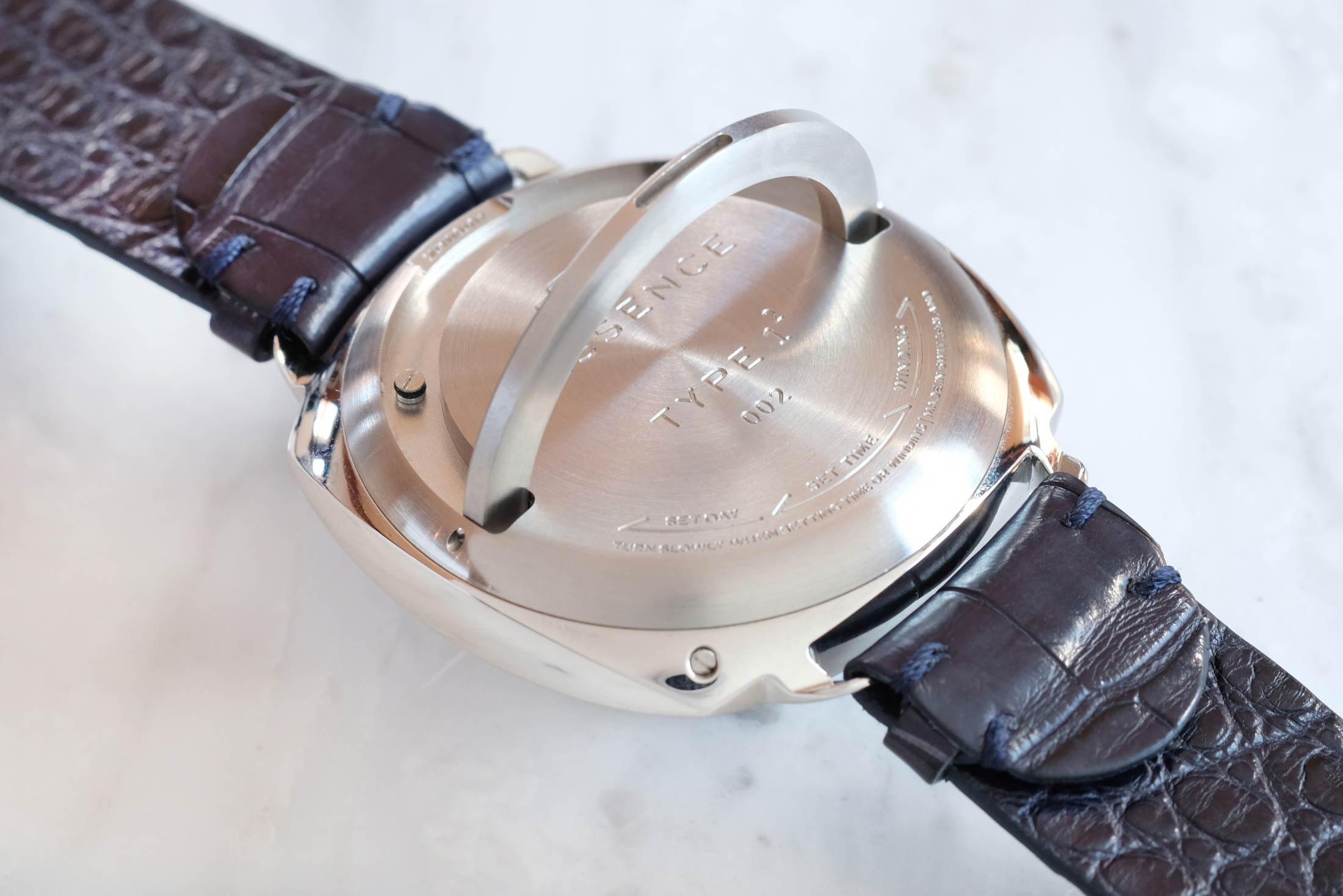 ressence type 1 squared winding key  Hands-On: The Ressence Type 1 Squared ressence squared 17