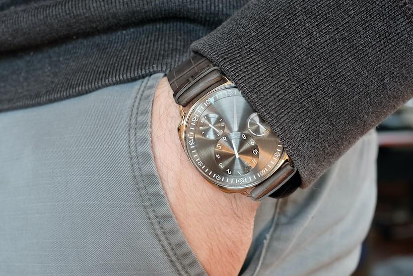 ressence type 1 squared wristshot