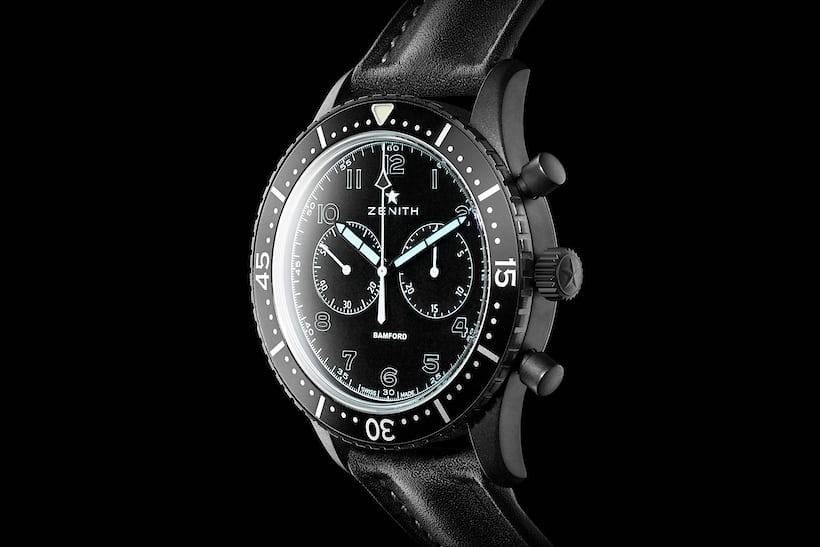 zenith bamford watch department