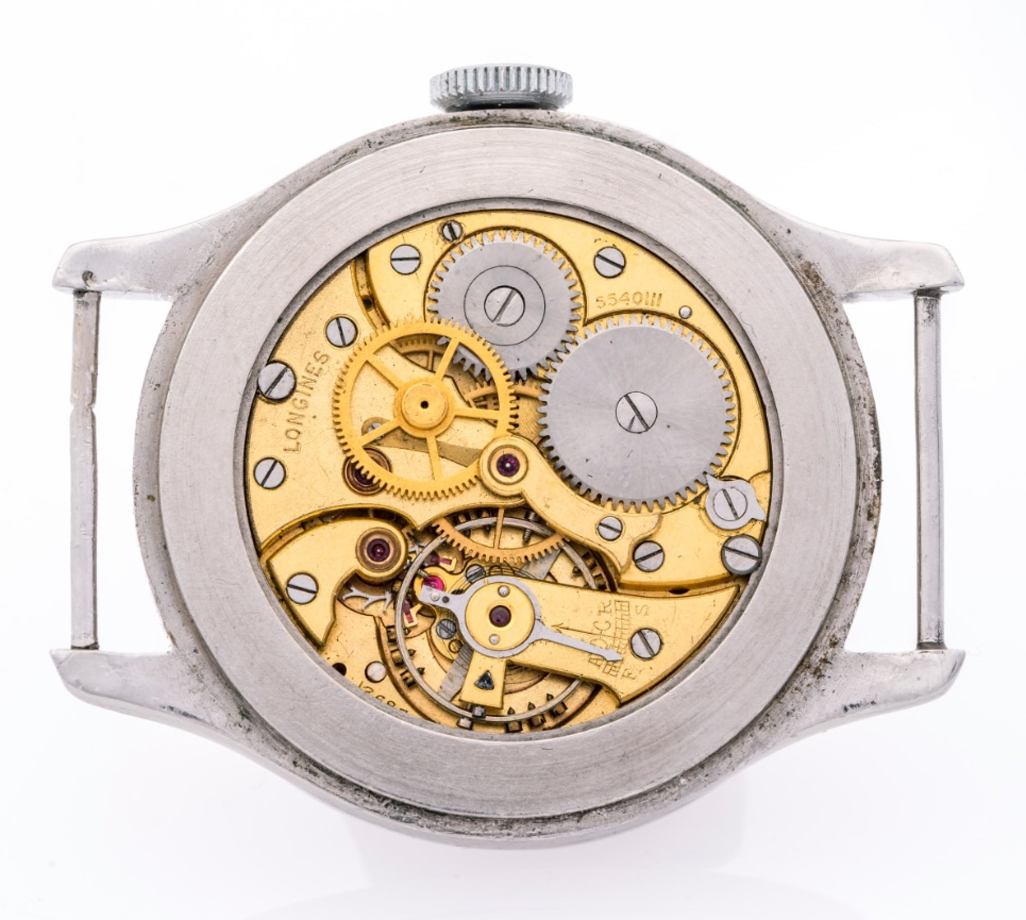 Longines 12.68Z movement