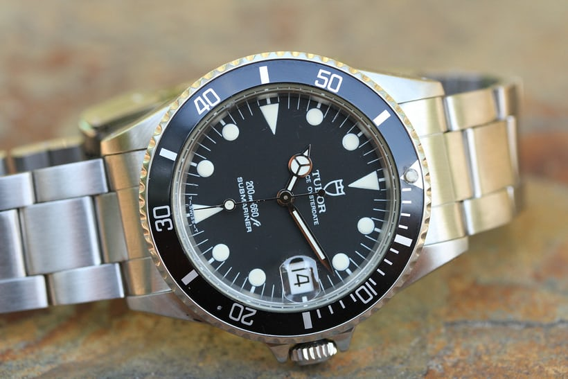 Tudor Submariner 75090