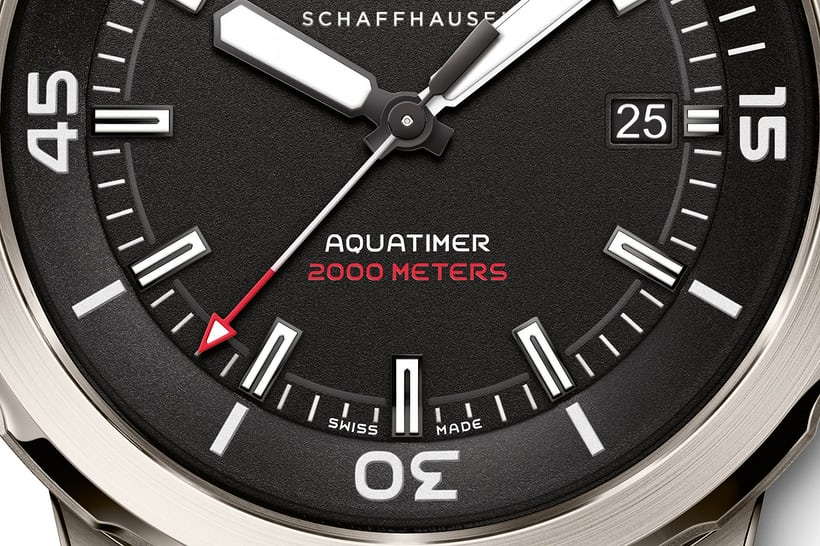 IWC Aquatimer Automatic 2000 Edition 35 Years Ocean 2000