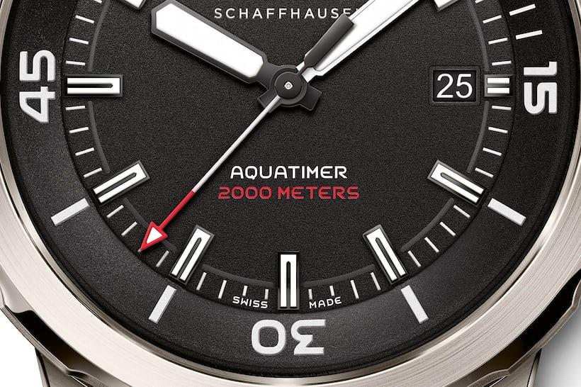 IWC Aquatimer Automatic 2000 Edition 35 Years Ocean 2000