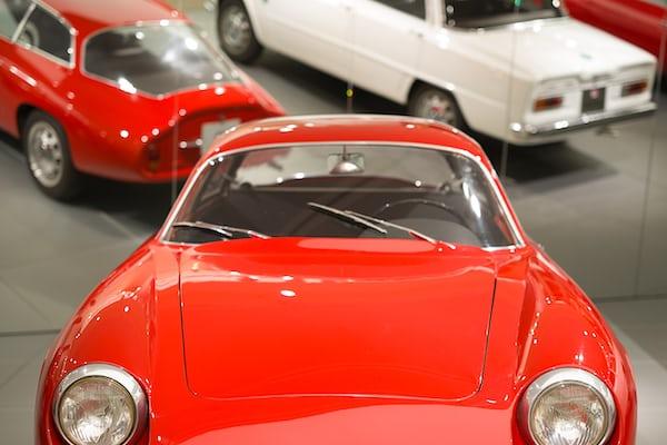 """Giulietta Sprint Zagato """"Coda Tronca"""""""