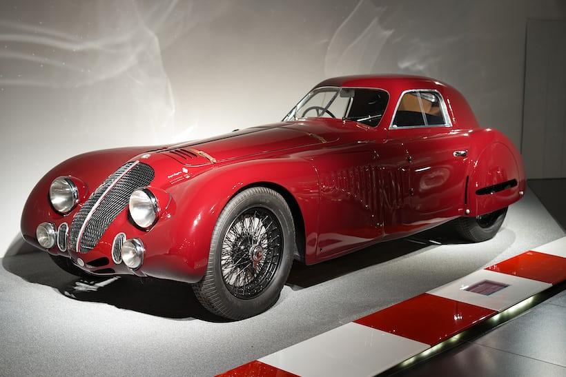 8C Speciale Tipo Le Mans