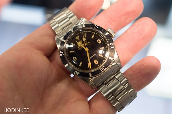 Rolex Submariner Reference 6200