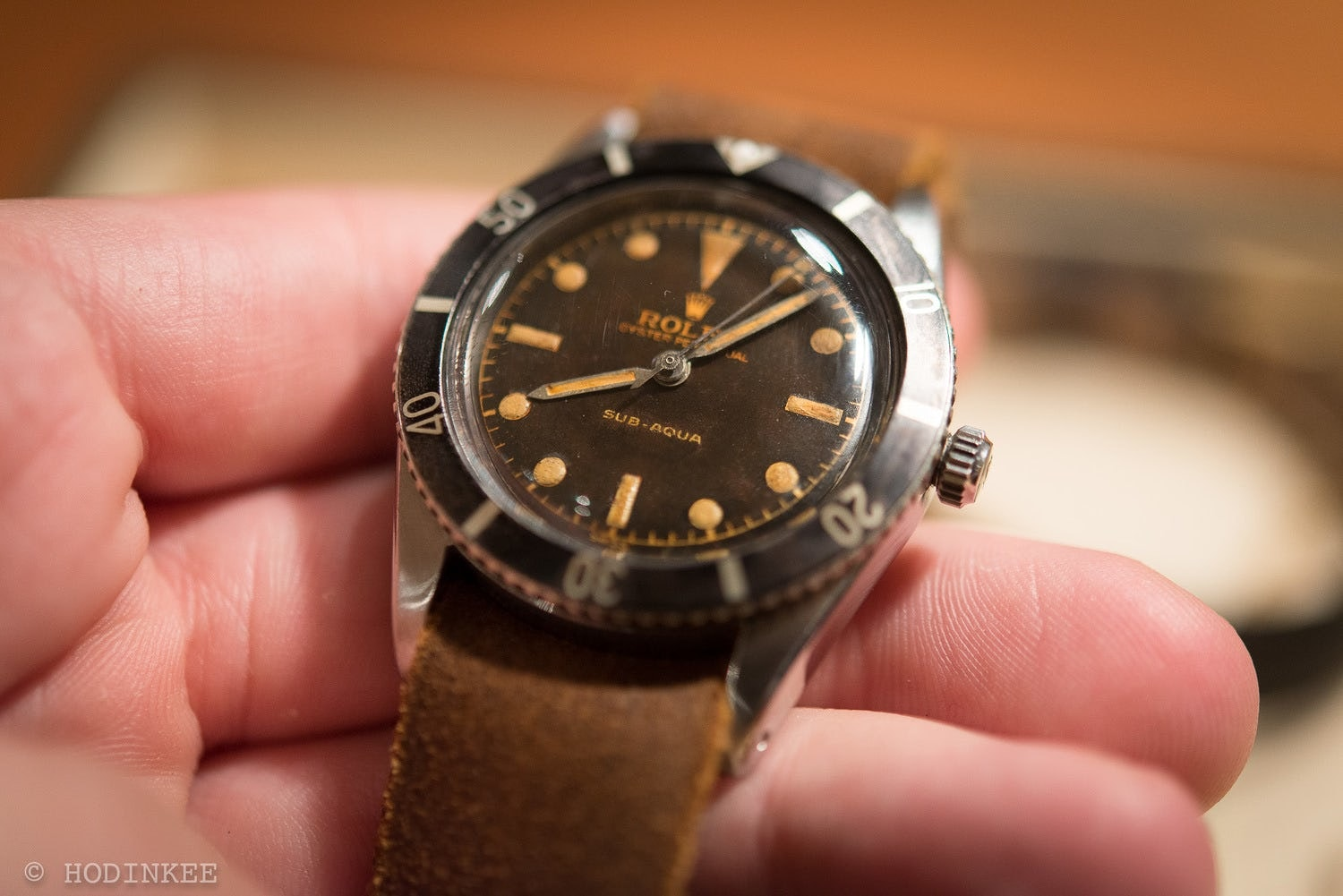 Rolexsubaqua 2.jpg?ixlib=rails 1.1 A Week On The Wrist: The Rolex Sea-Dweller Reference 126600 A Week On The Wrist: The Rolex Sea-Dweller Reference 126600 RolexSubAqua 2