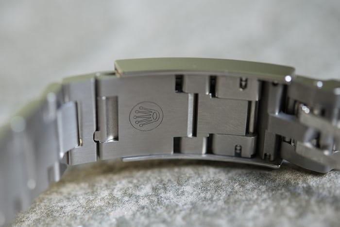 Rolex Sea-Dweller Ref. 126600 bracelet