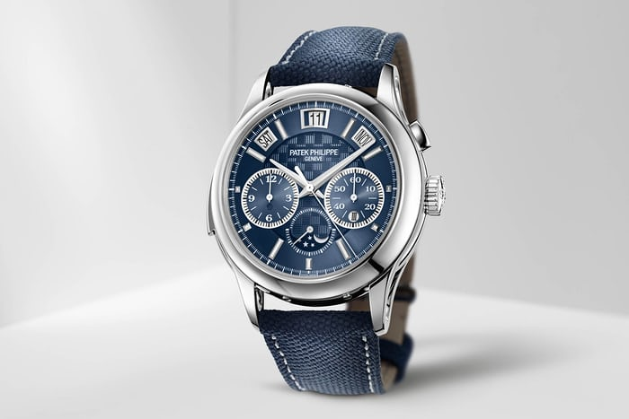 Patek Philippe Reference 5208 Grand Complication in titanium Only Watch 2017