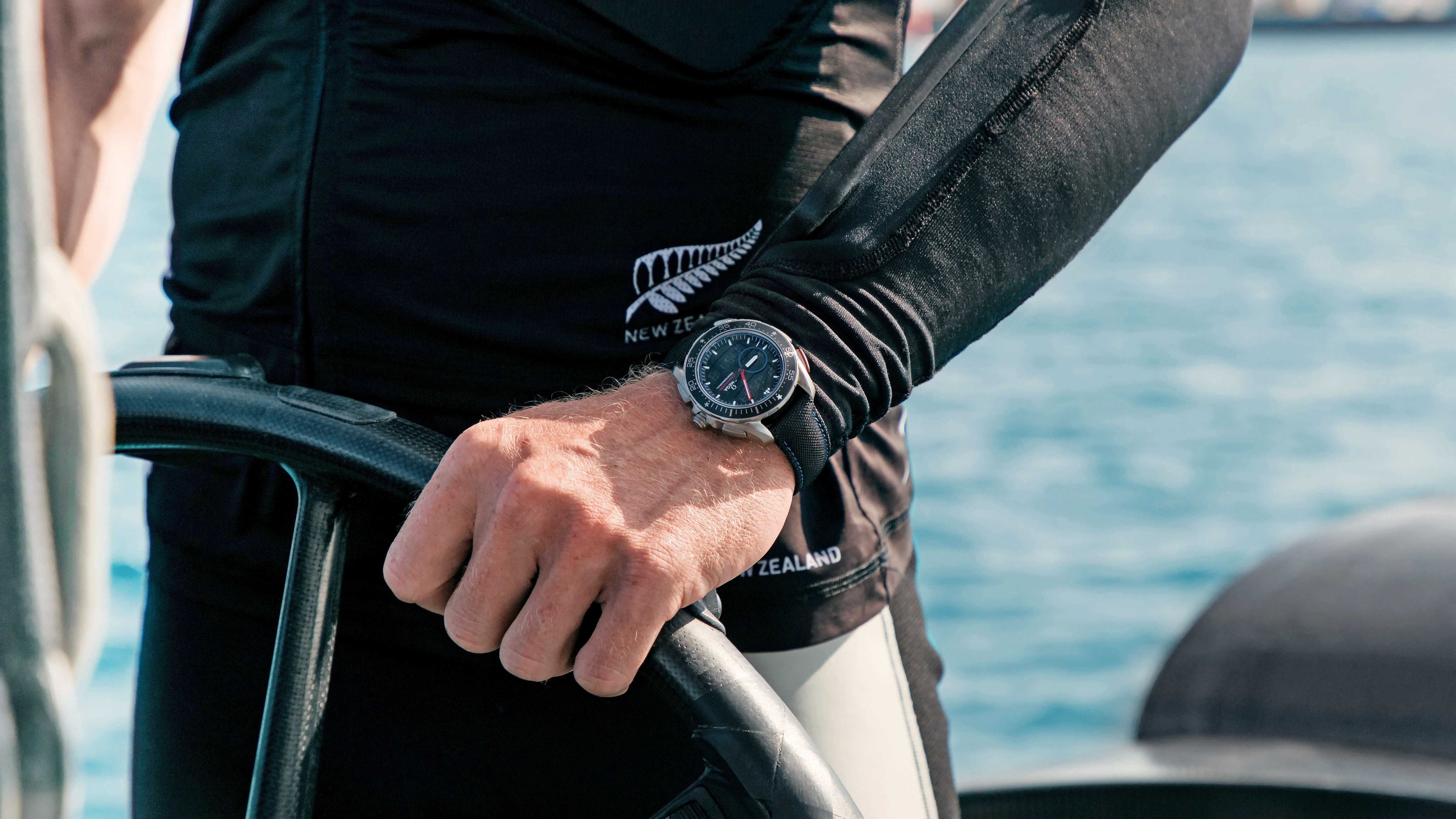 Hero.jpg?ixlib=rails 1.1 introducing: omega launches x-33 regatta, seamaster planet ocean deep black etnz at the 35th america's cup Introducing: Omega Launches X-33 Regatta, Seamaster Planet Ocean Deep Black ETNZ At The 35th America's Cup hero