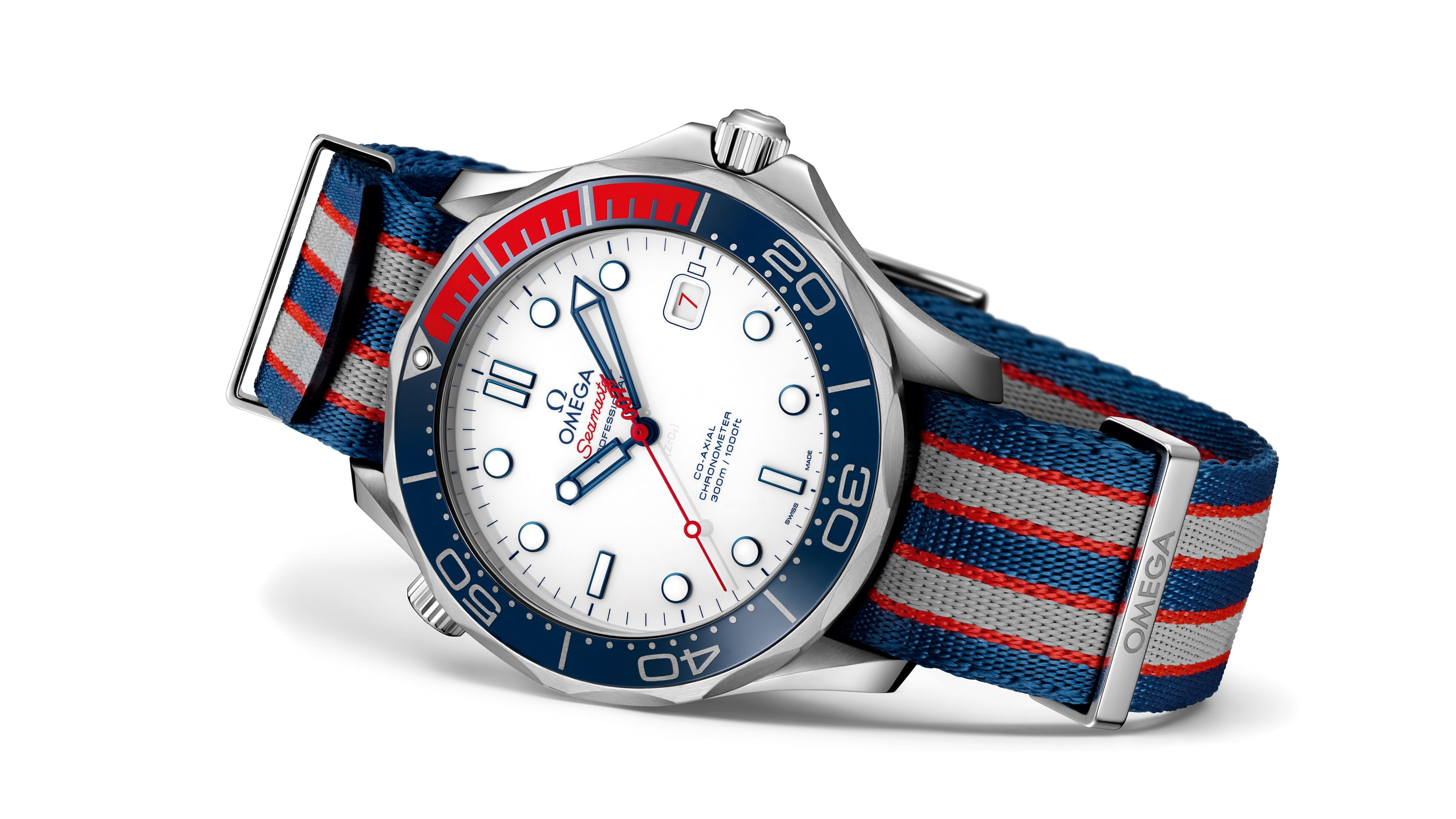 f7818647bba Introducing  The Omega James Bond Omega Seamaster Diver 300M  Commander s  Watch  Limited Edition - HODINKEE
