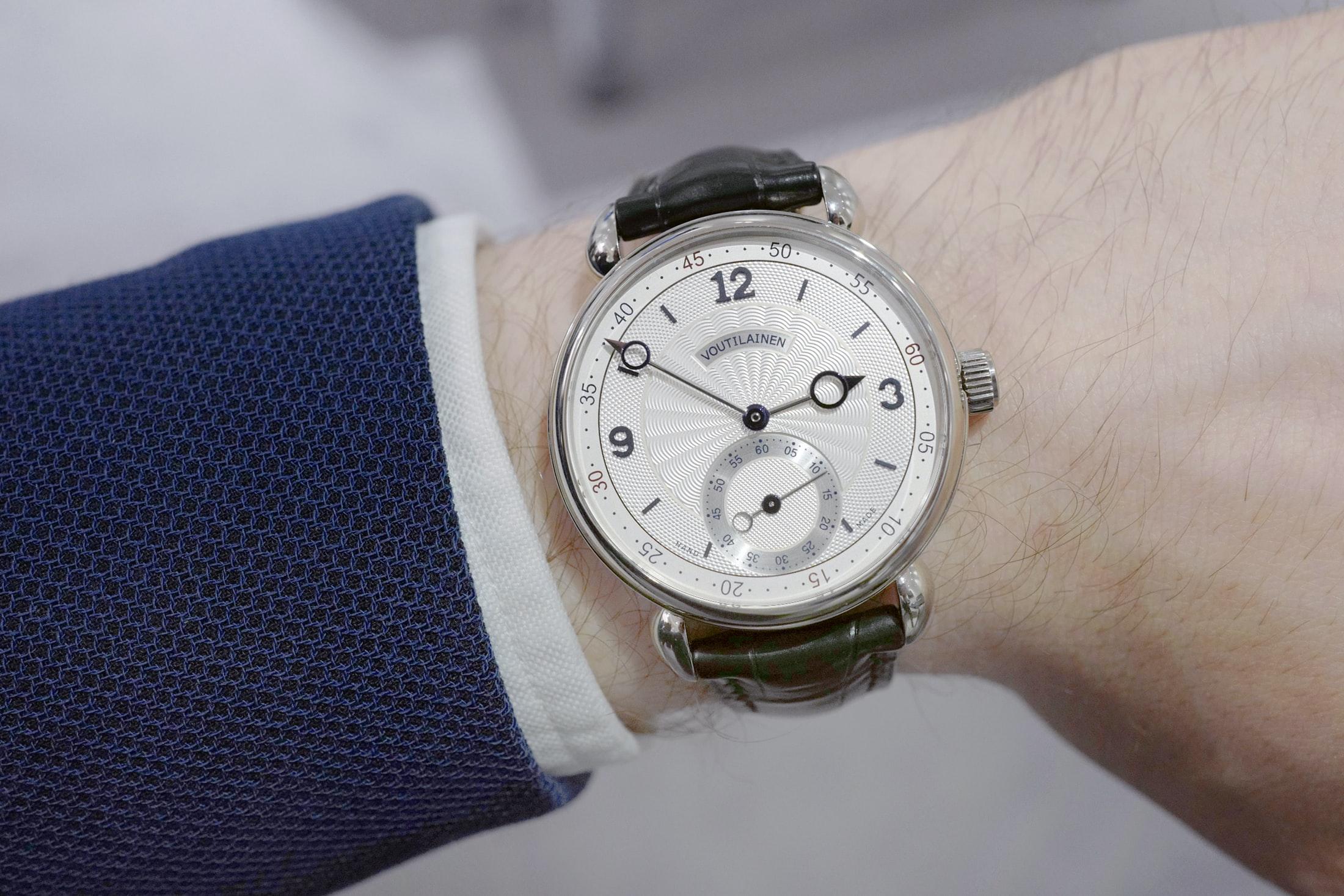 Voutilainen Vingt-8 ISO wristshot  Hands-On: The Voutilainen Vingt-8 ISO voutilainen iso 03