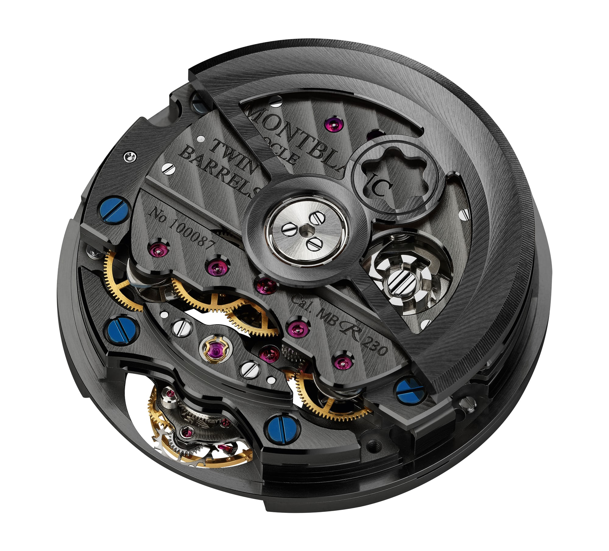 Montblanc caliber MB R230. dispatches: with montblanc at the petrolhead's paradise that is the goodwood festival of speed Dispatches: With Montblanc At The Petrolhead's Paradise That Is The Goodwood Festival Of Speed MON 301160