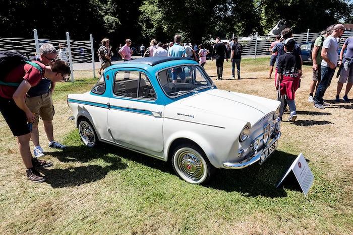 1964 Neckar Weinsburg Coupe