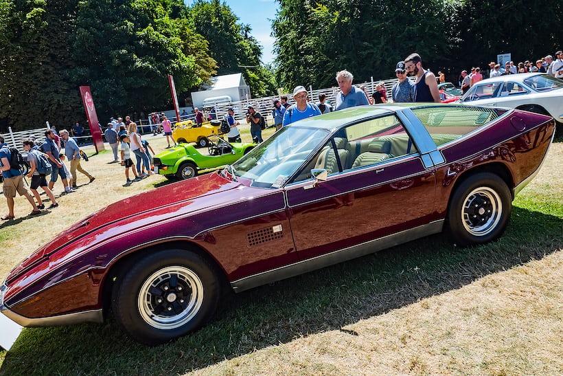 """1972 Aston Martin DBS V8 Ogle """"Sotheby Special"""""""