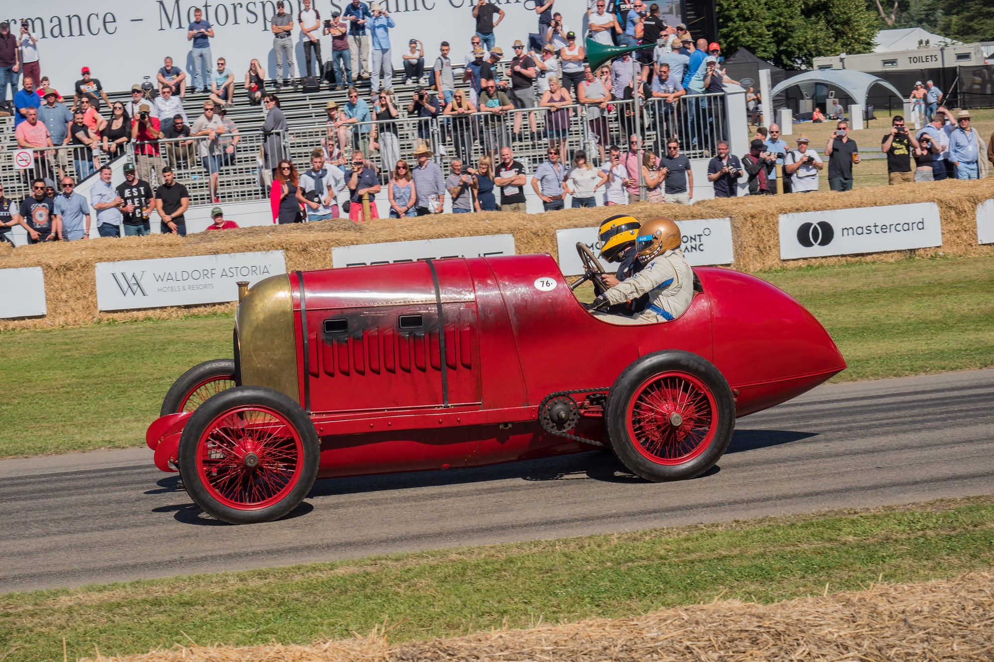 Fiat S76  dispatches: with montblanc at the petrolhead's paradise that is the goodwood festival of speed Dispatches: With Montblanc At The Petrolhead's Paradise That Is The Goodwood Festival Of Speed P7021789
