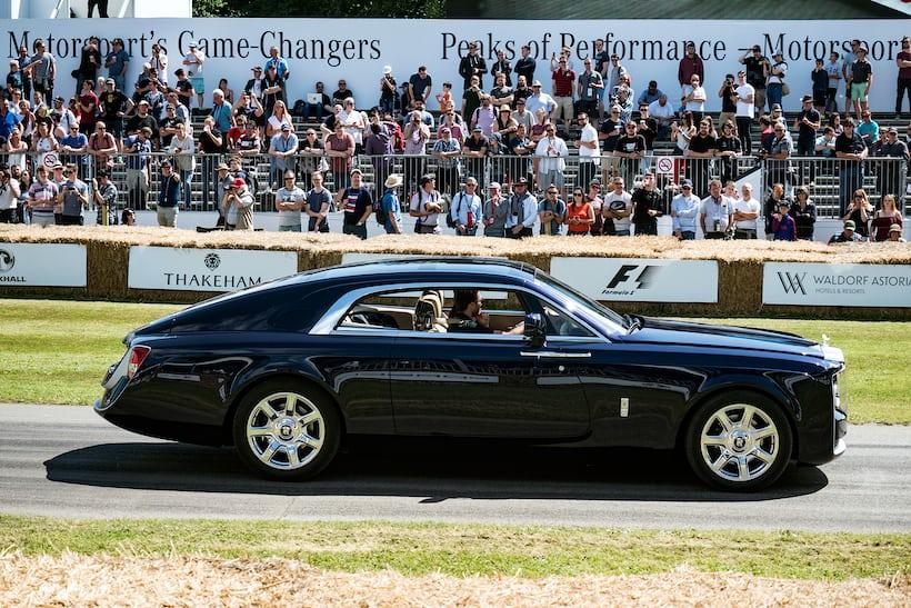 """Rolls-Royce """"Sweptail"""""""