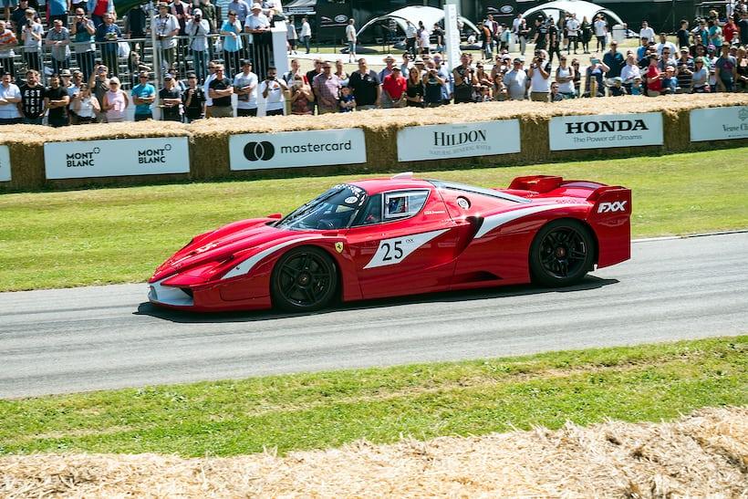 Ferrari FXX-K hybrid
