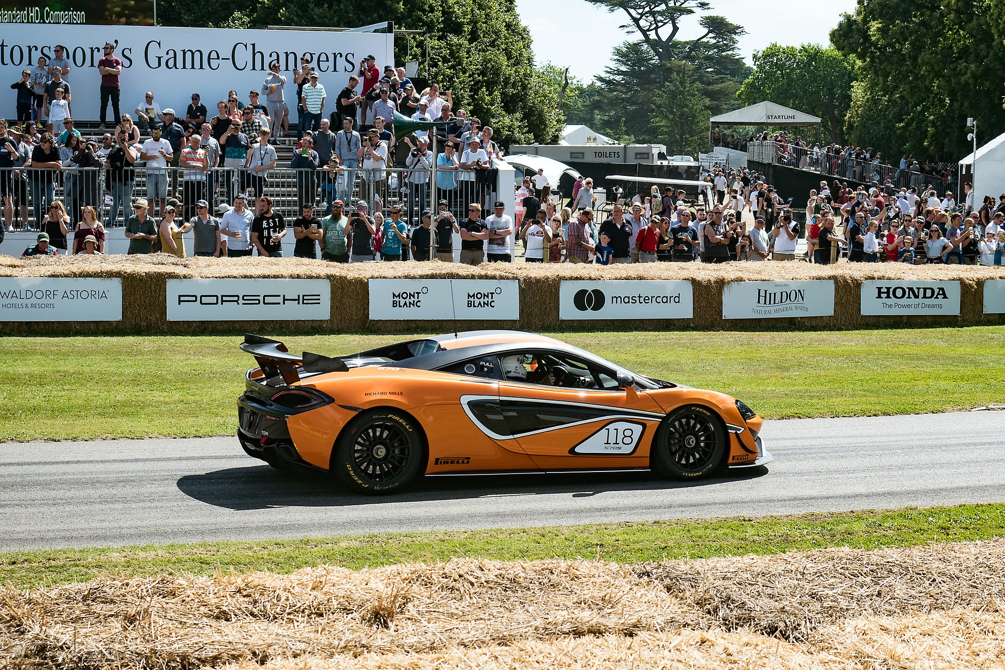 dispatches: with montblanc at the petrolhead's paradise that is the goodwood festival of speed Dispatches: With Montblanc At The Petrolhead's Paradise That Is The Goodwood Festival Of Speed P7021529