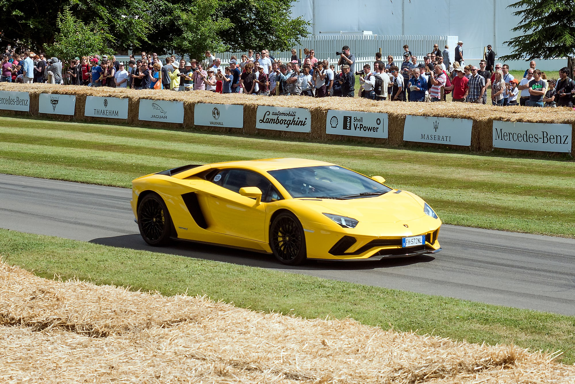 dispatches: with montblanc at the petrolhead's paradise that is the goodwood festival of speed Dispatches: With Montblanc At The Petrolhead's Paradise That Is The Goodwood Festival Of Speed P7021518