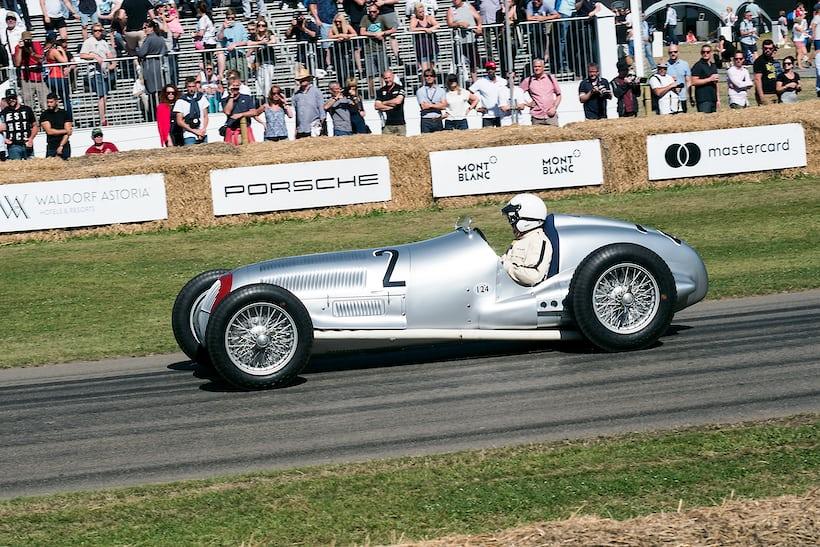 Mercedes-Benz Silberfeil (Silver Arrow) W125