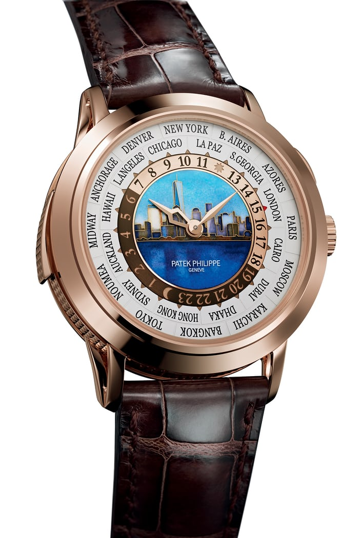 Patek Philippe Reference 5531R World Time Minute Repeater