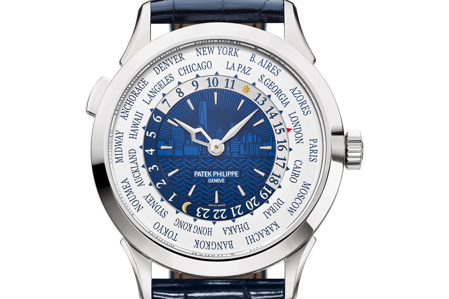 「• Men's World Time Ref. 5230 New York 2017 Special Edition」の画像検索結果