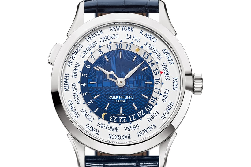 Patek Philippe ref. 5230G New York Special 2017