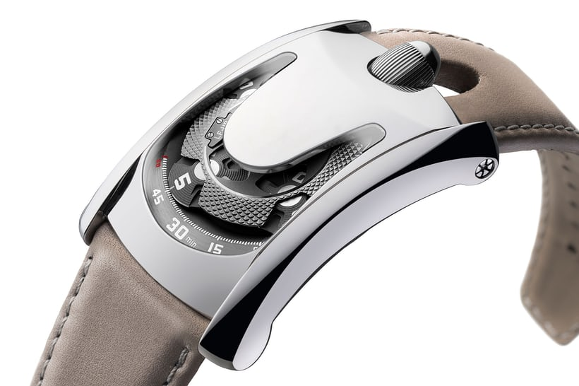 Arpal One case laurent ferrier urwerk