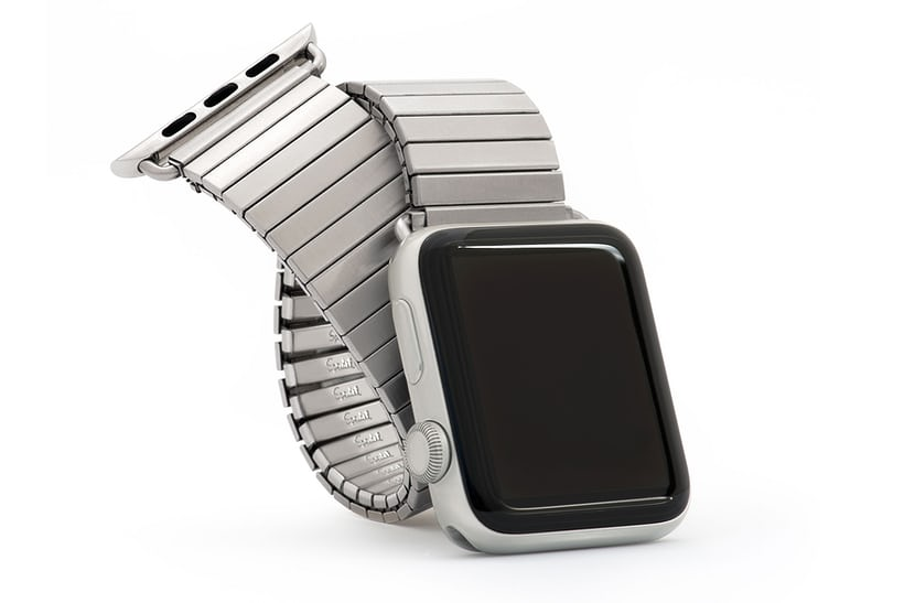 apple watch speidel twist-o-flex bracelet