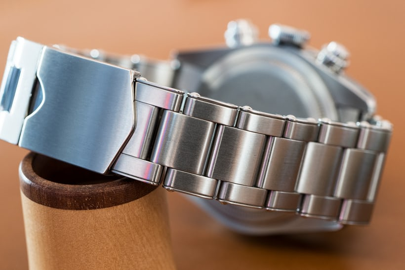 Tudor Black Bay Chronograph bracelet