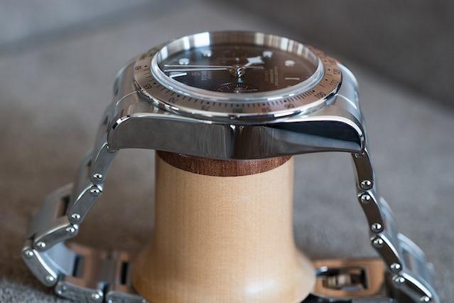 Tudor Black Bay Chronograph case thickness