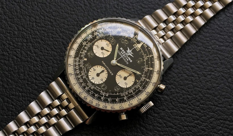 Breitling Navitimer Cosmonaute Reference 809