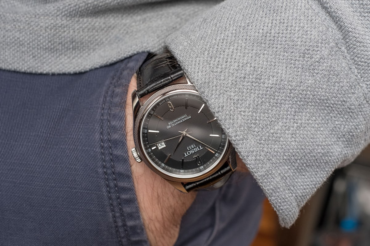The Value Proposition The Tissot Ballade Hodinkee